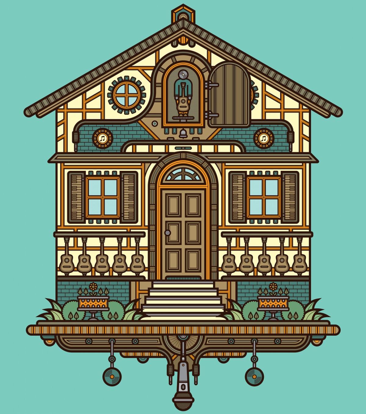 La maison des musiques conseil de la musique - Cadre regle de la maison ...